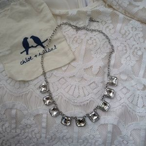 Simple ELEGANCE SHIMMERY Necklace CHLOE & Isabel